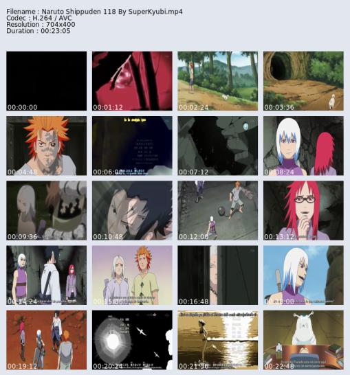Naruto Shippuden 118